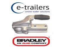 BRADLEY D201 UNBRAKED TRAILER HITCH RATED AT 2750kg OFF ROAD 750kg ON ROAD